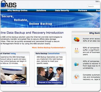 ABS Backup Solutions