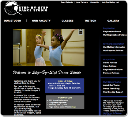 Step By Step Dance Studio